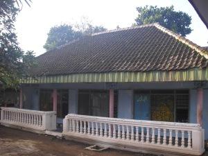 Tiga Kamar Yang Dibangun Pertama Oleh KH. Ali Ridha